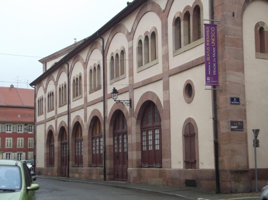 Bibliothèque Unesco