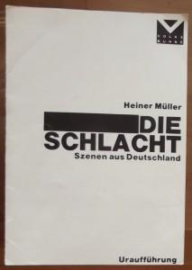 Programme Volksbühne