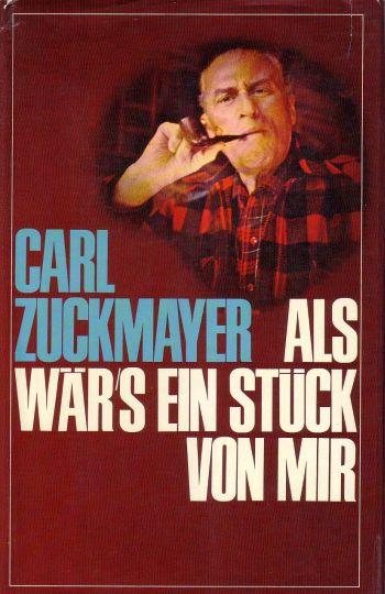 Zuckmayer_Autobiografie