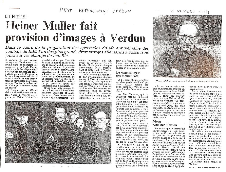 Est Républicain du 2 octobre 1995