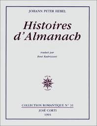 Histoires d'almanach