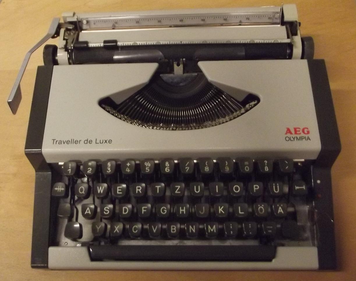 La machine à écrire de Heiner Müller