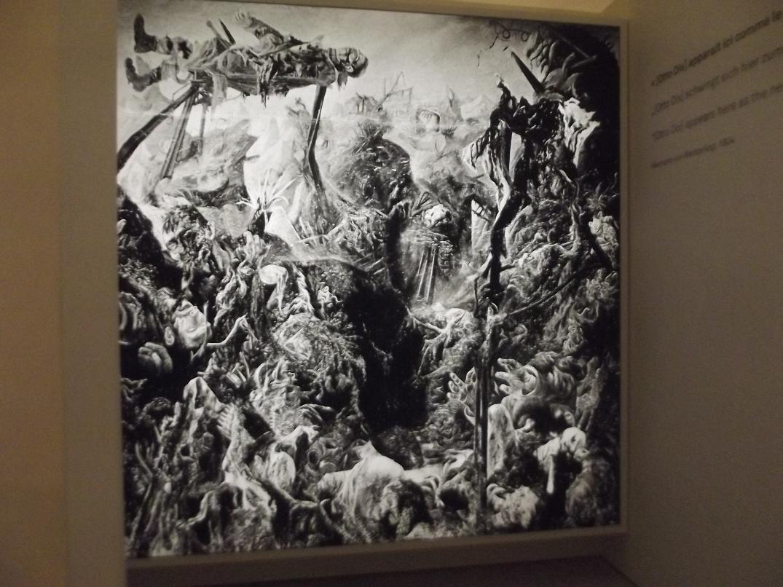 Otto Dix A Colmar Dans La Proximite Et La Distance Avec Matthias Grunewald Le Sauterhinle Sauterhin
